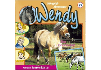 WARNER MUSIC GROUP GERMANY Wendy 29: Der Gnadenhof