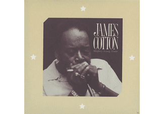 James Cotton - Mighty Long Time - (CD)