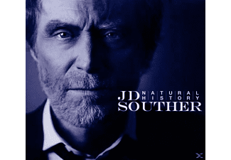 J.D. Souther - Natural History - (CD)