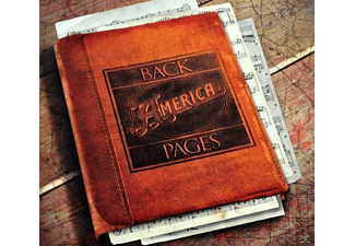 America - Back Pages - (CD)