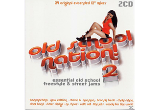 VARIOUS - Old School Nation Vol.2 - (CD)