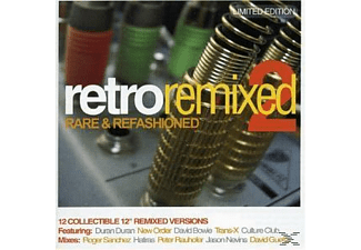 VARIOUS - Retro: Remixed Vol. 2 - (CD)