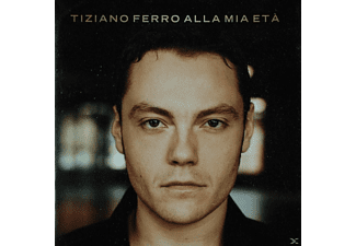 Tiziano Ferro - Alla Mia Eta - (CD EXTRA/Enhanced)