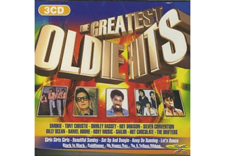 VARIOUS - The Greatest Oldie Hits (Disc 1) - (CD)