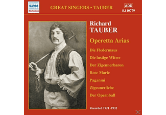 Richard Tauber - Operettenarien - (CD)