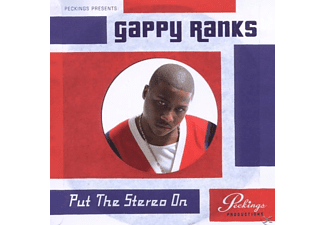 Gappy Ranks - Put The Stereo On - (CD)