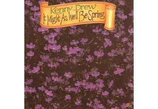 Kenny Drew - IT MIGHT AS WELL BE SPRING - (CD)