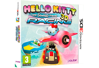 MERIDIEN 3DS Hello Kitty And Sanrio Friends Racing
