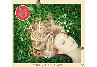 VARIOUS - A New You - (CD)