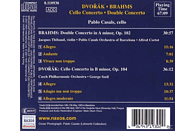 Jaques Thibaud, Pablo Casals Orchestra of Barcelona, The Czech Philharmonic Orchestra, Casals Pablo, Cortot Alfred - Cellokonzert/Doppelkonzert [CD]