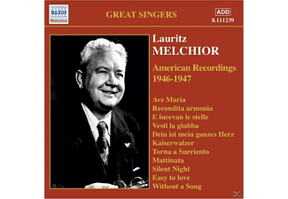 Lauritz Melchior - American Recordings 1946-47 - (CD)