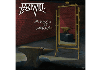 Anvil - Anvil Is Anvil - (CD)
