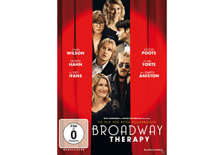 Broadway Therapy - (DVD)