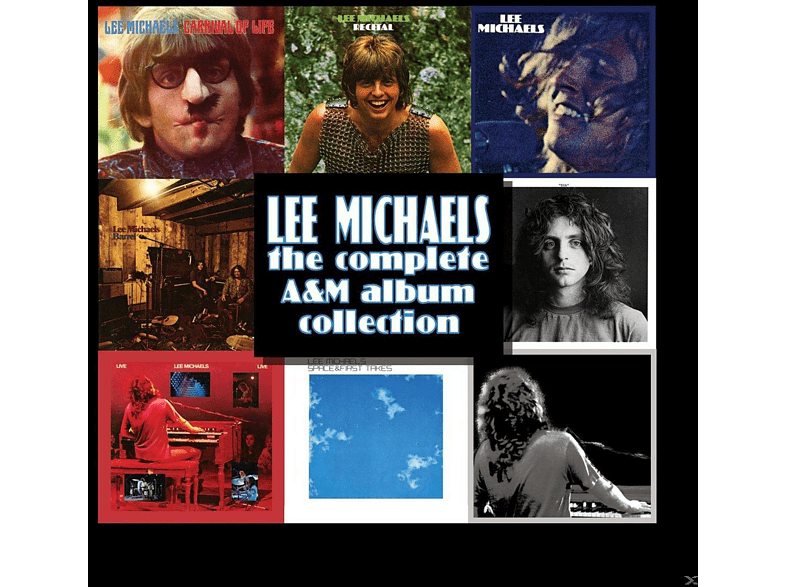 Lee Michaels - Complete A&M Album Collection [CD]