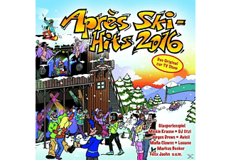 VARIOUS - Apres Ski Hits 2016 - (CD)