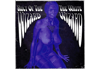 Kult Of The Wizard - The White Wizard - (Vinyl)