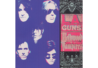 L.A. Guns - Hollywood Vampyres [CD]