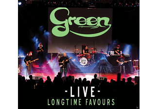 Green - Longtime Favours Live - (CD)