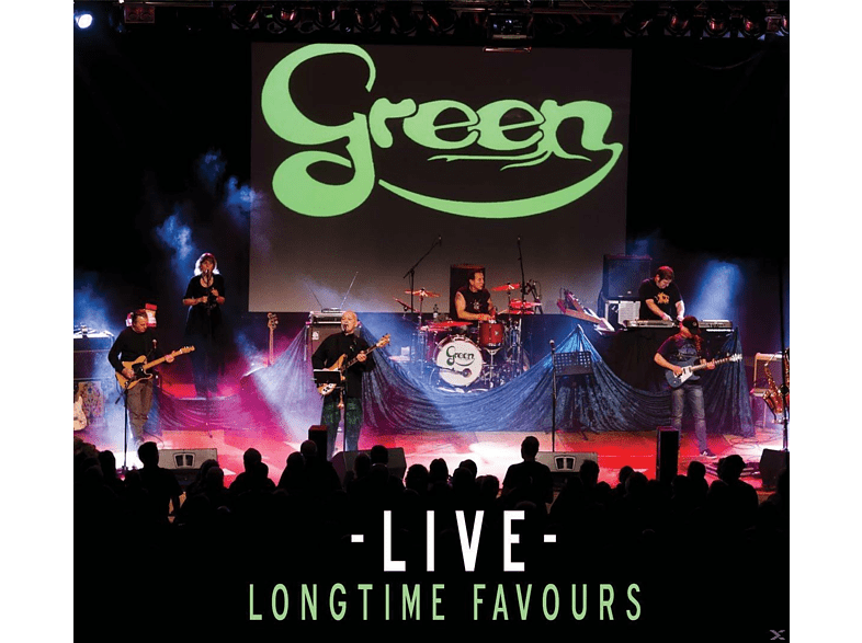 Green - Longtime Favours Live [CD]