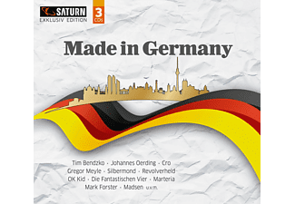 Various - Made In Germany (Saturn Exklusiv) - (CD)