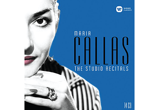 Maria Callas - Maria Callas - The Studio Recitals 1954-1969 (CD)