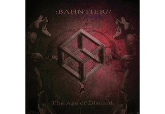 Bahntier - The Age Of Discord - (CD)