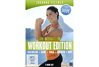 Die ultimative Workout Edition - Johanna Fellner [DVD]