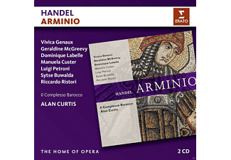 Alan Curtis - Arminio - (CD)