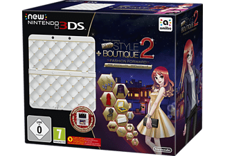 NINTENDO New 3DS Wit New Style Boutique 2