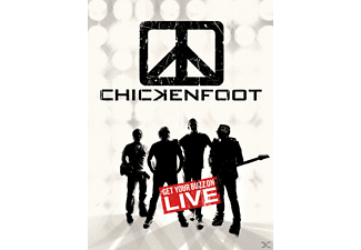 Chickenfoot - Get Your Buzz On - Live (DVD)