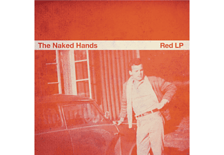The Naked Hands - RED LP (180 GRAMM VINYL+DOWNLOADCODE) - (LP + Download)
