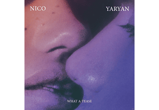 Nico Yaryan - What A Tease - (CD)