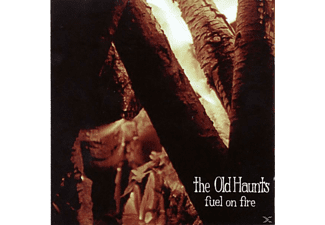 The Old Haunts - Fuel On Fire - (CD)