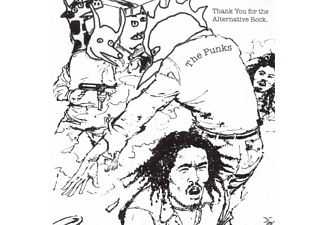 The Punks - Thanx You For The Alternative Rock - (CD)