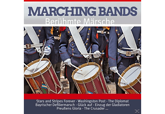 Vienna Military Brass Band - Marching Bands-Berühmte Märsche - (CD)