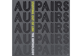 The Au Pairs - Stepping Out Of Line/Anthology - (CD)