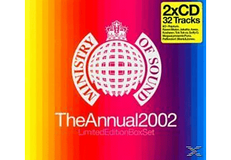 VARIOUS - The Annual 2002 - (CD)