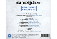 Sneijder - Everything Changes [CD]