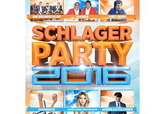 VARIOUS - Schlager Party 2016 [CD]
