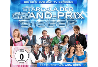 VARIOUS - Stargala Der Grand-Prix-Sieger - (DVD + CD)