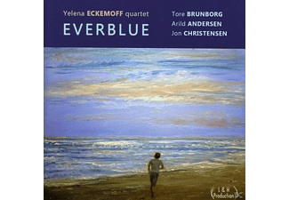 Yelena Eckemoff Quartet - Everblue - (CD)