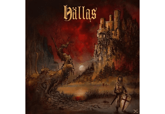 Hallas - Hällas - (CD)