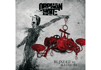 Orphan Hate - Blinded by illusions - (CD)
