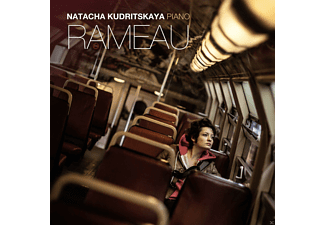 Piano Natacha Kudritskaya - Rameau - (CD)