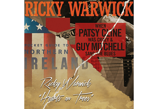 Ricky Warwick - When Patsy Cline Was Crazy(And Guy Mitchell Sang T - (Vinyl)