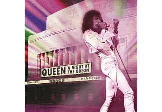 Queen - A Night At The Odeon – Hammersmith 1975 [CD]