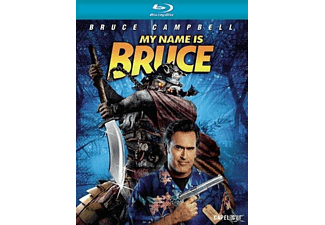 My Name Is Bruce - (Blu-ray)