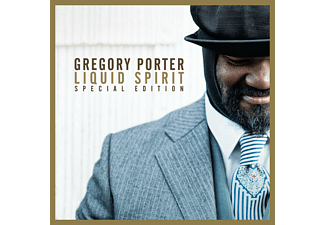 Gregory Porter -  Liquid Spirit [CD]