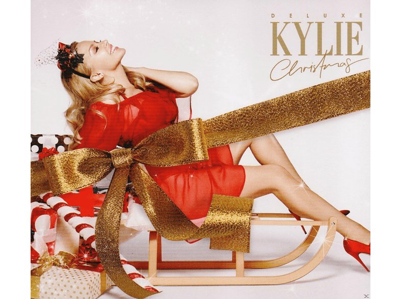 Kylie Minogue - Kylie Christmas (Deluxe) [CD + DVD Video]