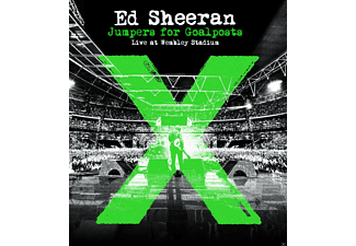 Ed Sheeran - X / Jumpers For Goalposts Live At Wembley - (Blu-ray)